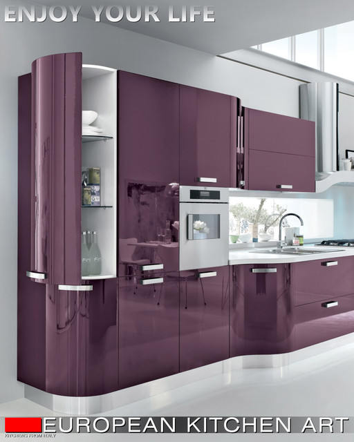 Kitchen Cabinets Vancouver: Contemporary Kitchens From Italy
