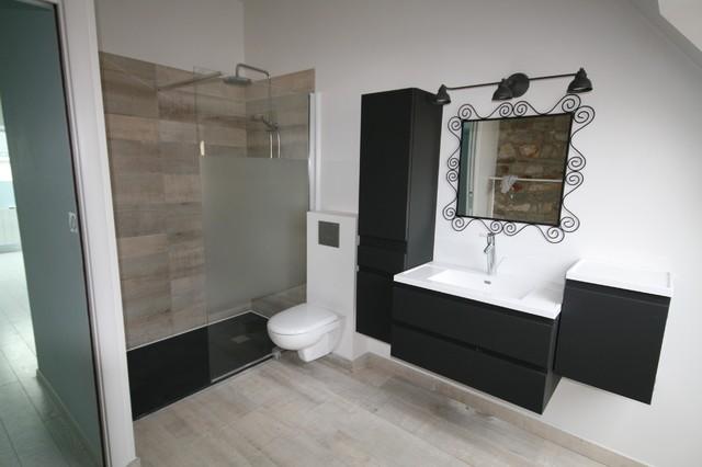 Salles de bains for Casa carrelage rennes