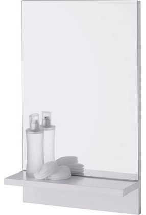 Simple Buy Triple Mirrored Bathroom Cabinet  White At Argoscouk  Your