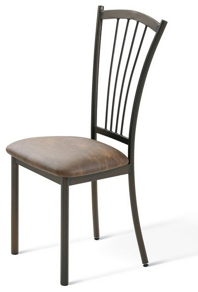 Traditional Open Back Dining Chair Traditional Dining