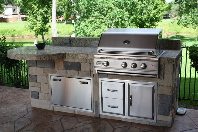 Outdoor Kitchens By Increte Of Houston Kitchen Houston By Increte Of Houston