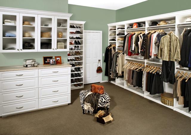 remodel walk in closet 1
