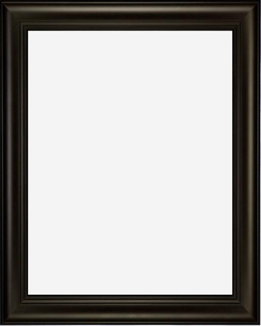 "Framed Dry Erase Board 16"" x 20"" - with Espresso Finish ..."