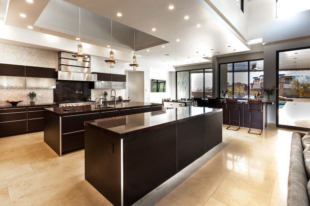 Los angeles showroom modern kitchen other by for Kitchen set los angeles