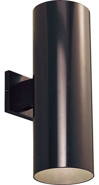 Progress Lighting P5642 30K Cylinder Outdoor LED Wall Sconce Contemporary