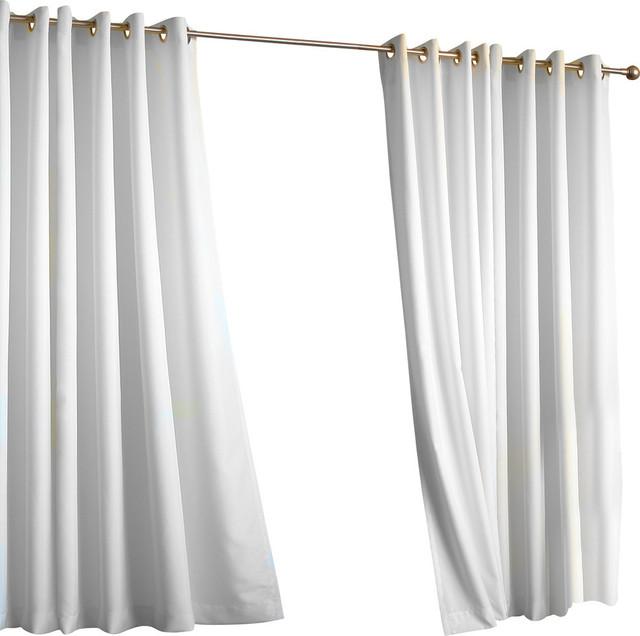 Outdoor Grommet Top Curtain Panel