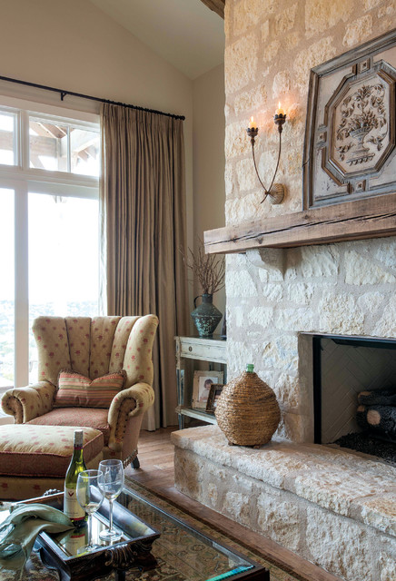 hill country french country by home design decor magazine