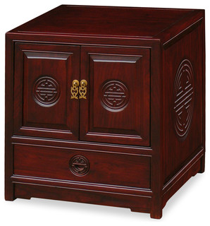 Elmwood Longevity Design Cabinet - Asian - Nightstands And Bedside Tables - by China Furniture ...