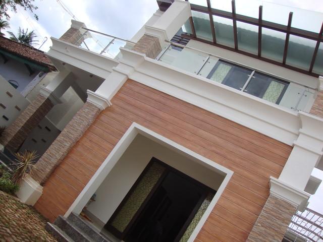 Villa at oomerabad contemporary exterior by entice for Entice architecture interior designs