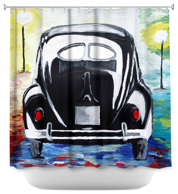 DiaNoche Designs Shower Curtain By Markus Bleichner