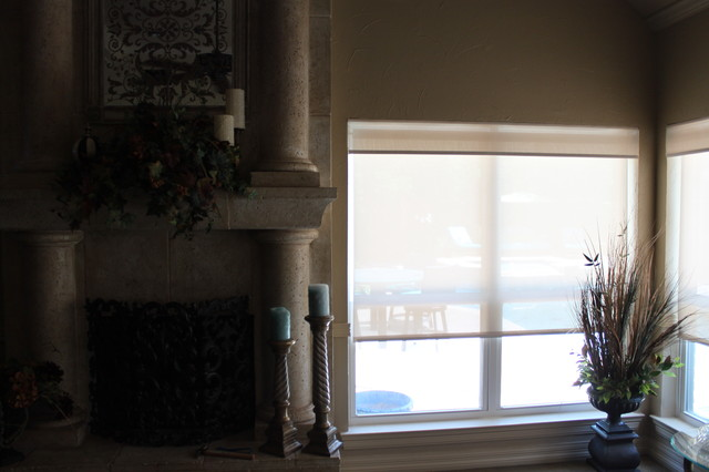 Motorized Shades Frisco Tx Contemporary Dallas By