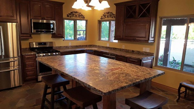 countertops by southwest granite rustic kitchen countertops los