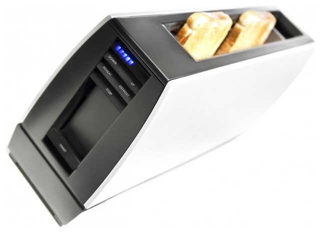 jacob jensen one slot ii toaster contemporary toasters by. Black Bedroom Furniture Sets. Home Design Ideas