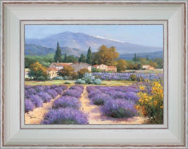 Tableaux paysages de provence m diterran en tableau d - Tableau my art ...
