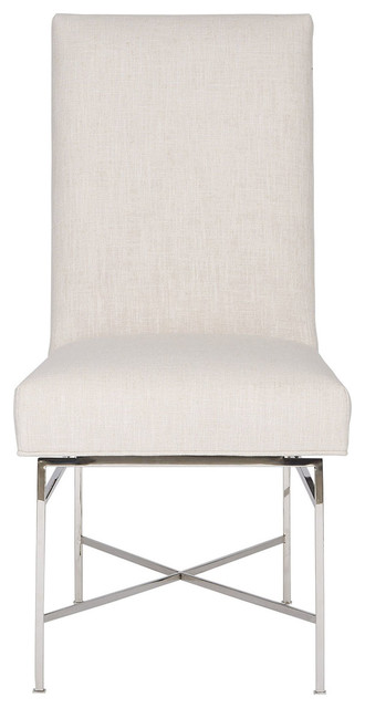 Vanguard Furniture Boswell Side Chair W745s Contemporary Dining Chairs By Benjamin Rugs