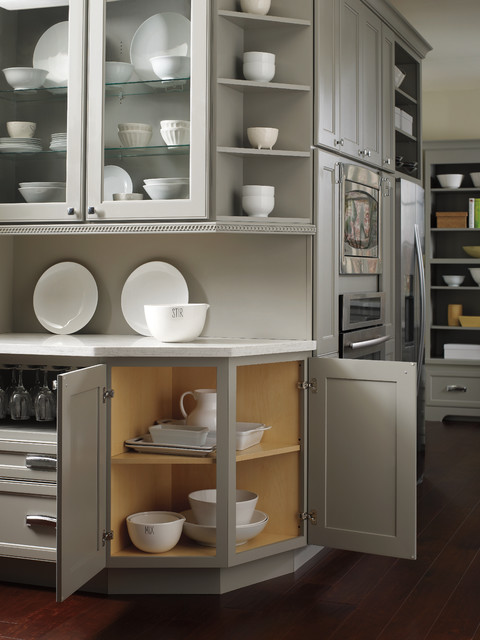 Luxury End Kitchen Cabinet - Taste
