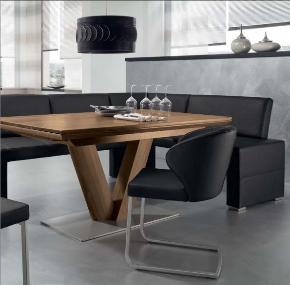 DC 2000 Dining Table Woessner Dining Tables Miami By The Collection Ger