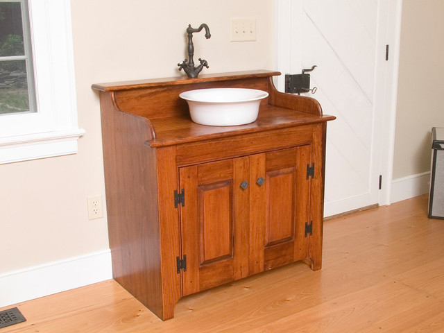 Country lane traditional bathroom vanities and sink consoles philadelphia for Bathroom vanities philadelphia