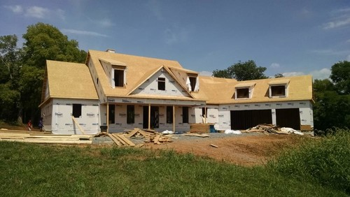 Need help on dormer size and placement for Gettare piani dormer