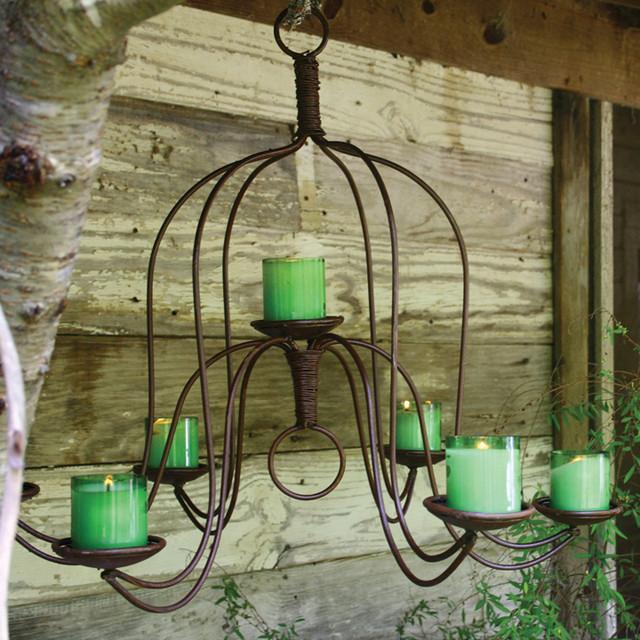 Chandelier Outdoor Lighting: Outdoor Hanging Lights