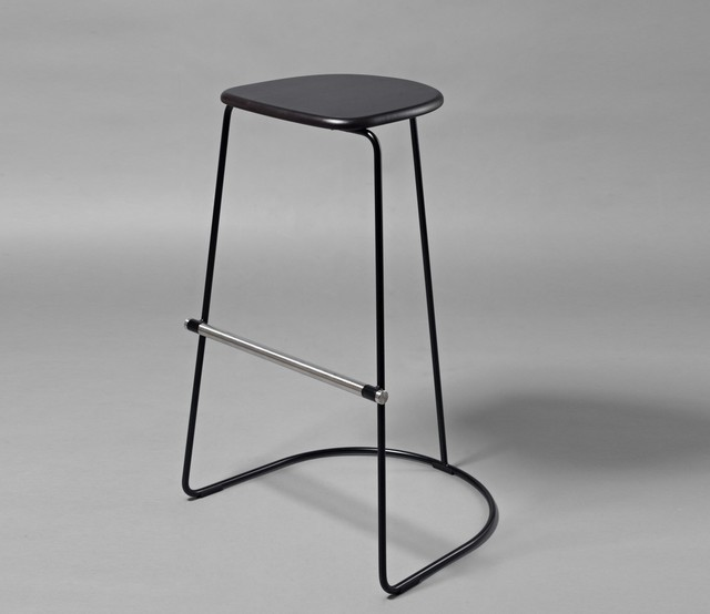 Minus Tio Citizen Ghost Bar Stool Contemporary Bar Stools And Kitchen Stools By