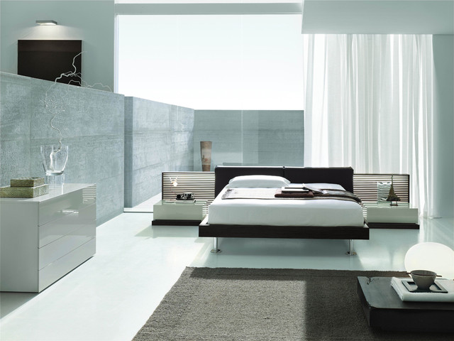 Made in italy quality high end bedroom sets modern for High quality bedroom furniture