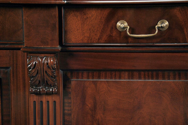 ... Door China Cabinet (K NDRC 021) traditional-china-cabinets-and-hutches