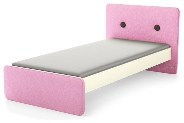 kinderbett limo pink. Black Bedroom Furniture Sets. Home Design Ideas