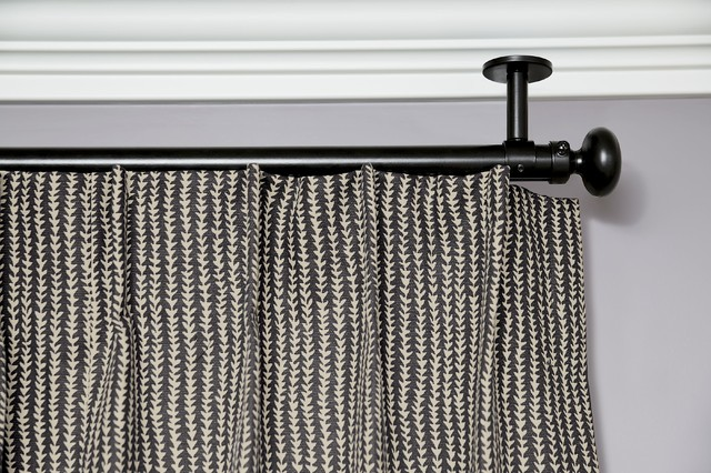 Smith and noble hardware traditional curtain rods Smith and noble