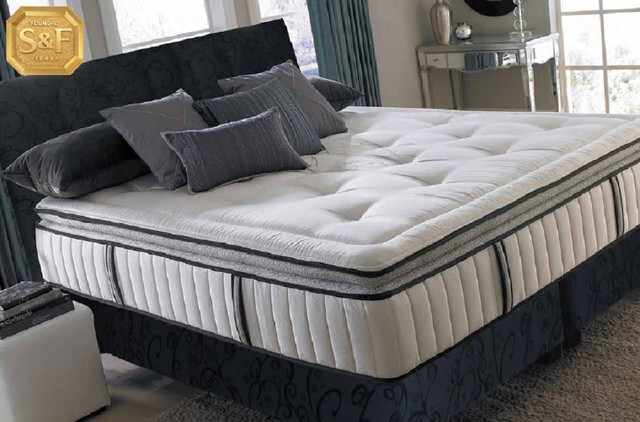 Get The Best Price For Beautyrest Recharge Ultra Bay City Luxury Firm Mattress - King