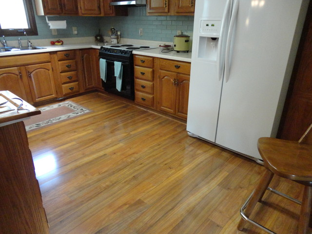 beautiful laminate floor in kitchen traditional ForLaminate Floor Coverings For Kitchens