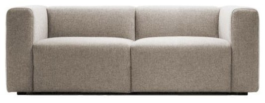 mags 2 sitzer sofa contemporary sofas by. Black Bedroom Furniture Sets. Home Design Ideas