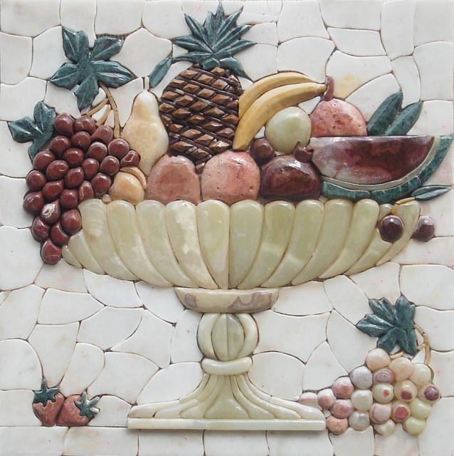 hanging fruit basket stone fruit