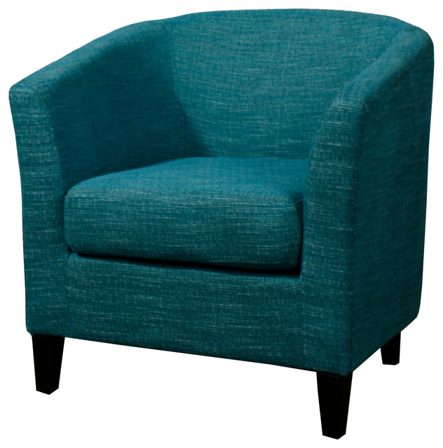Sheri Fabric Tub Chair Armchairs And Accent Chairs by