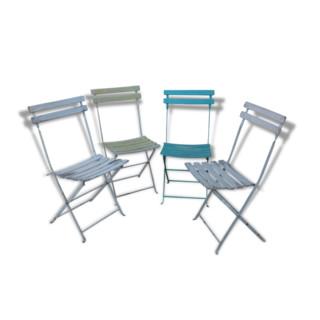 Chaises pliantes campagne chaise de jardin other - Chaise de campagne ...