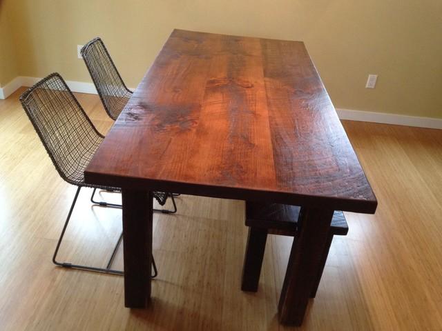 ... Knotty Pine Dining Room Furniture Euskal ...