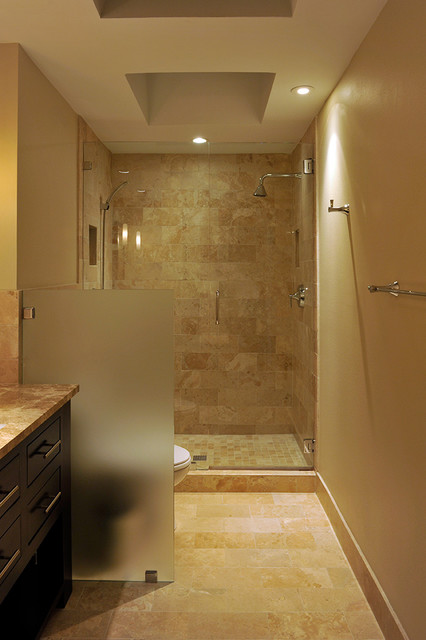 Dallas Remodel Modern Bathroom Dallas By Thomas Development And Const