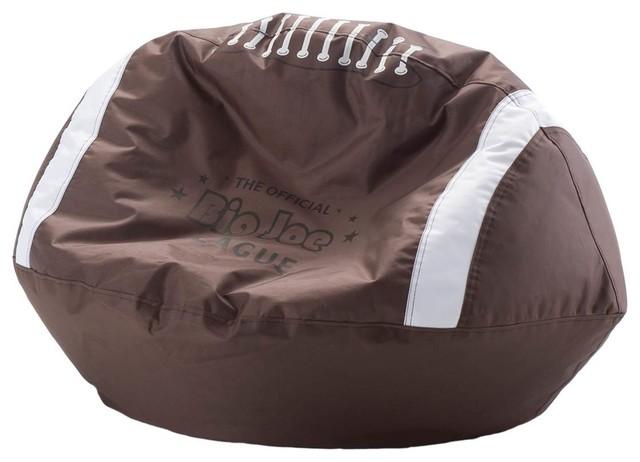 Big Joe Floor Pillows : Comfort Research Big Joe Kids Collection Big Joe ball Bean Bag, SmartMax - Contemporary - Bean ...
