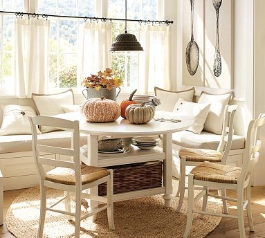 Shayne dining table isabella chair set antique white traditional dining tables by - Shayne kitchen table ...