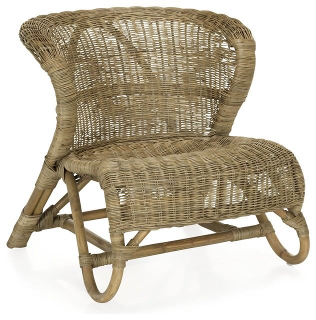 chiara fauteuil en rotin contemporain fauteuil par alin a mobilier d co. Black Bedroom Furniture Sets. Home Design Ideas