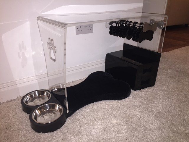 Dog Console Table ~ Dog house contemporary console tables by dougzz