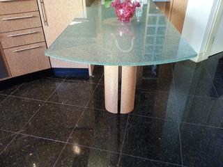 texture decorative glass