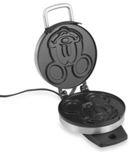 disney classic mickey mouse waffle maker modern. Black Bedroom Furniture Sets. Home Design Ideas