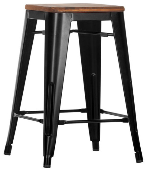Farmhouse Counter Stool Rustic Bar Stools And Counter