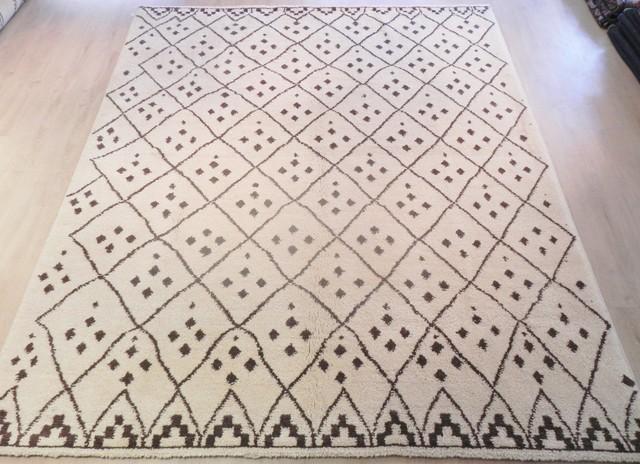 ... Moroccan Berber Carpet S Vidalondon ...