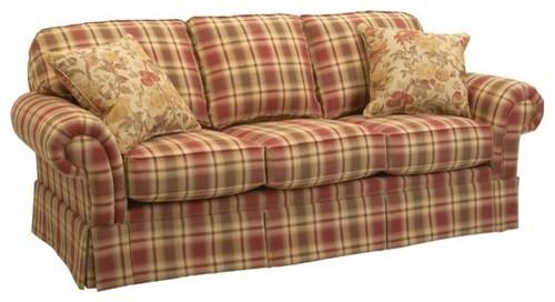 Broyhill Erikson Sofa, Crimson - Eclectic - Sofas - by bfmyersfurniture.com