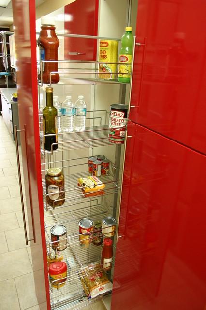 Modern Pantry Cabinet With TEKA KITCHEN GALLERY Modern Pantry Cabinets  Toronto By With How To Organize