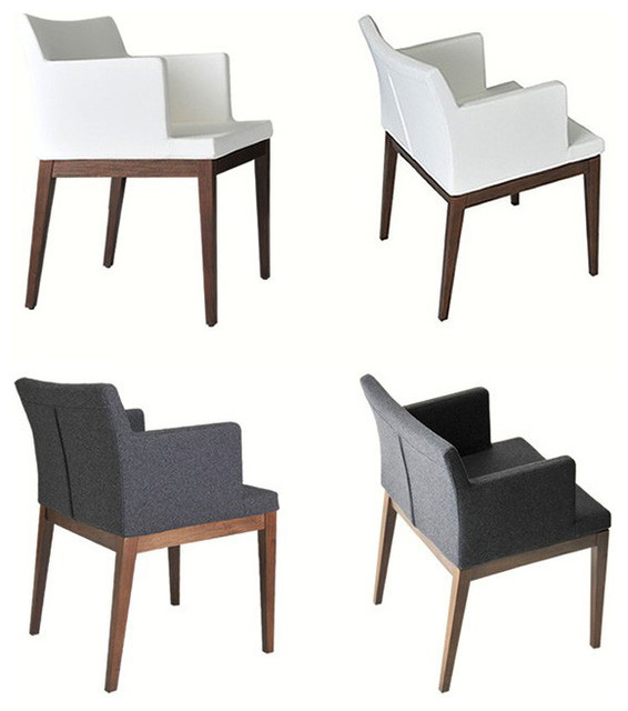soho wood arm chair by sohoconcept modern dining