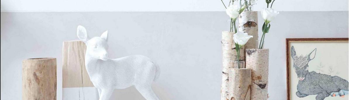 Sculpture bois flott for Chandelier bois flotte