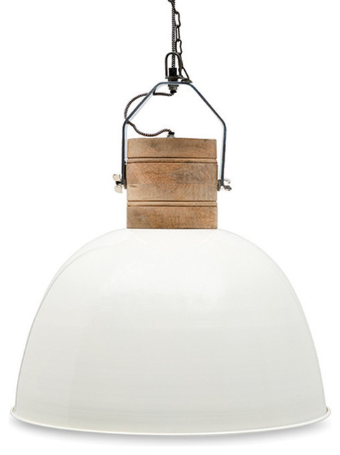 Large Pendant Lights For Foyer Australia : Ambient off white large pendant light industrial